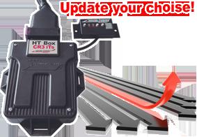 CR2F Centralina aggiuntiva Boitier ChipTuning Nissan Qashqai 2.0 DCI 150 cv